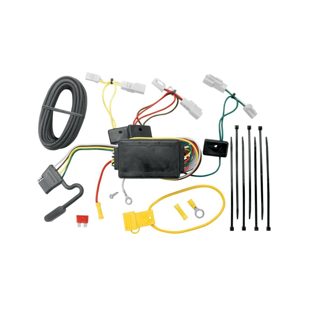 Toyota Camry Trailer Wiring Harness : Tow ready trailer hitch wiring harness toyota