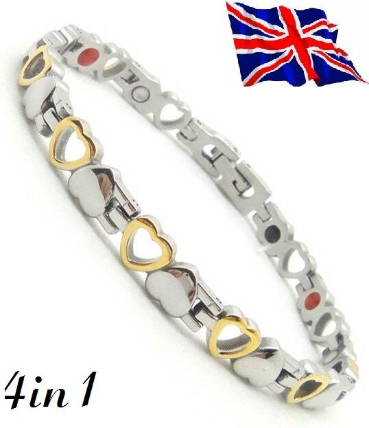 power bracelet titanium magnetic energy germanium armband power bracelet 9851