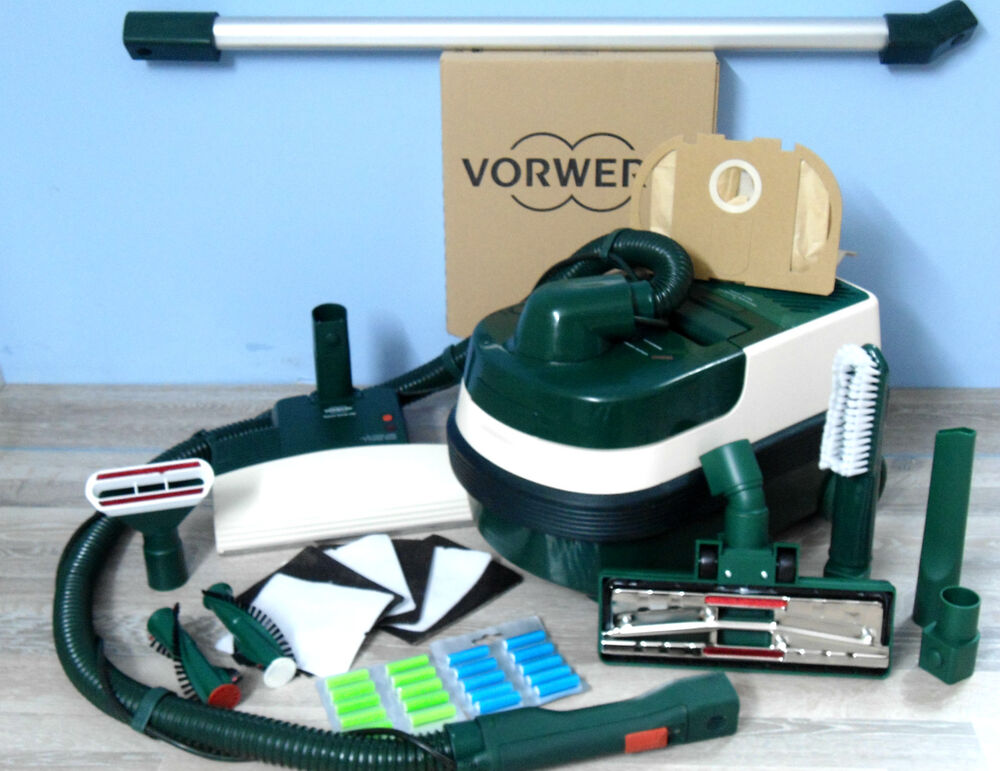 vorwerk tiger staubsauger 251 et 340 inkl servicebox xxl paket motor neu ebay. Black Bedroom Furniture Sets. Home Design Ideas