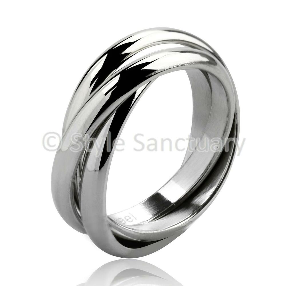 Russian wedding ring eternity commitment engagement mens for Mens russian wedding ring