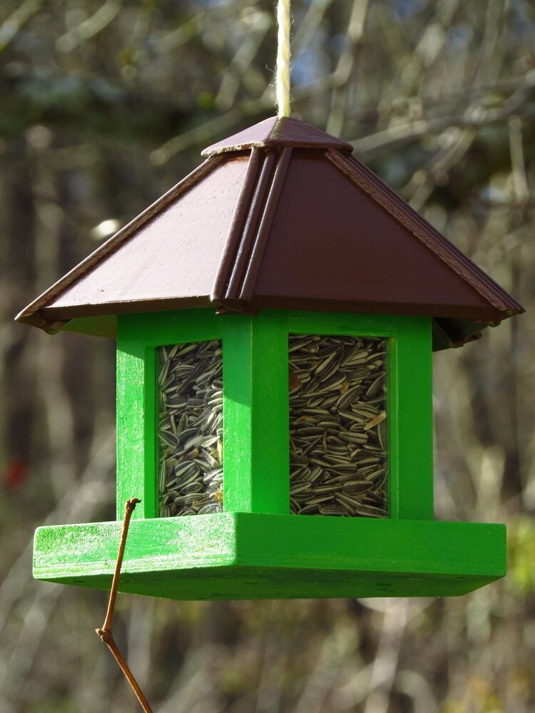 make your own bird house nesting box bird feeder table wood timber plans on cd ebay. Black Bedroom Furniture Sets. Home Design Ideas