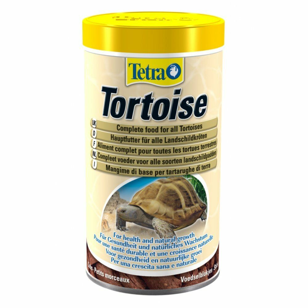 Tetra tortoise food 180g 1000ml complete tortoise food ebay for Cuisines completes