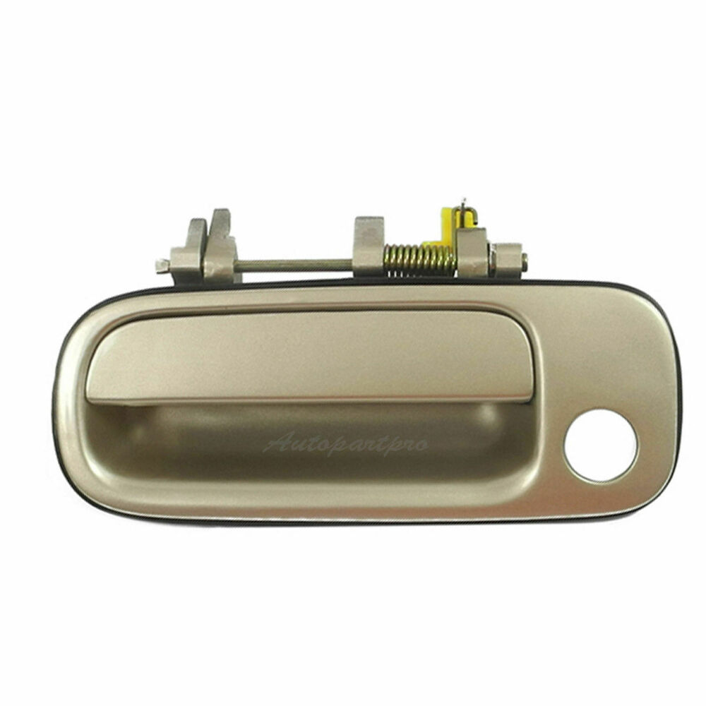 B372 For Toyota Camry Driver Outside Door Handle Beige 4m9 Front Left 1992 1996 Ebay