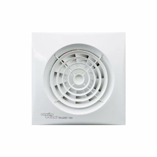 Envirovent Sil100it Quot Silent Quot Extractor Fan For Bathroom