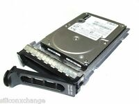 DELL 8T576 146GB SCSI 80PIN  HARD DRIVE HITACHI IC35L146UCDY10-0 07N8808 +TRAY