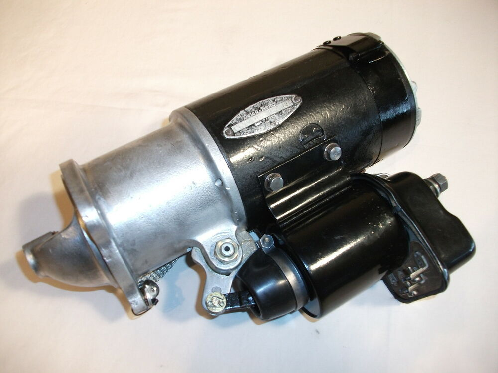 Reconditioned Delco Remy Starter Motor Suits Fx 48 215