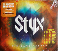 Styx -  Big Bang Theory  (IMPORT)(The Great ROCK Songbook) (CD2005) - 24HR POST!