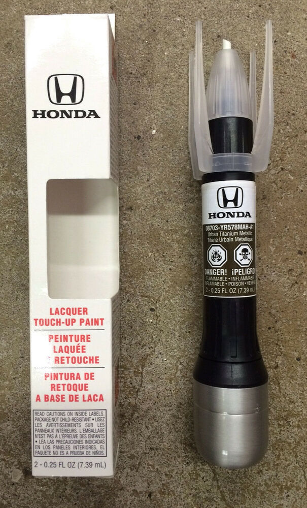 Honda Accord White Paint Code