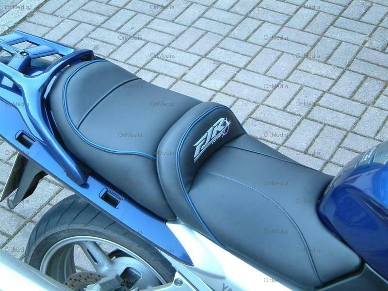 sitzbank beziehen f r yamaha fjr 1300 fjr1300 sitz neu. Black Bedroom Furniture Sets. Home Design Ideas