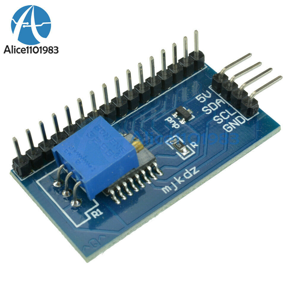 Iic i c twi sp serial interface board module port for