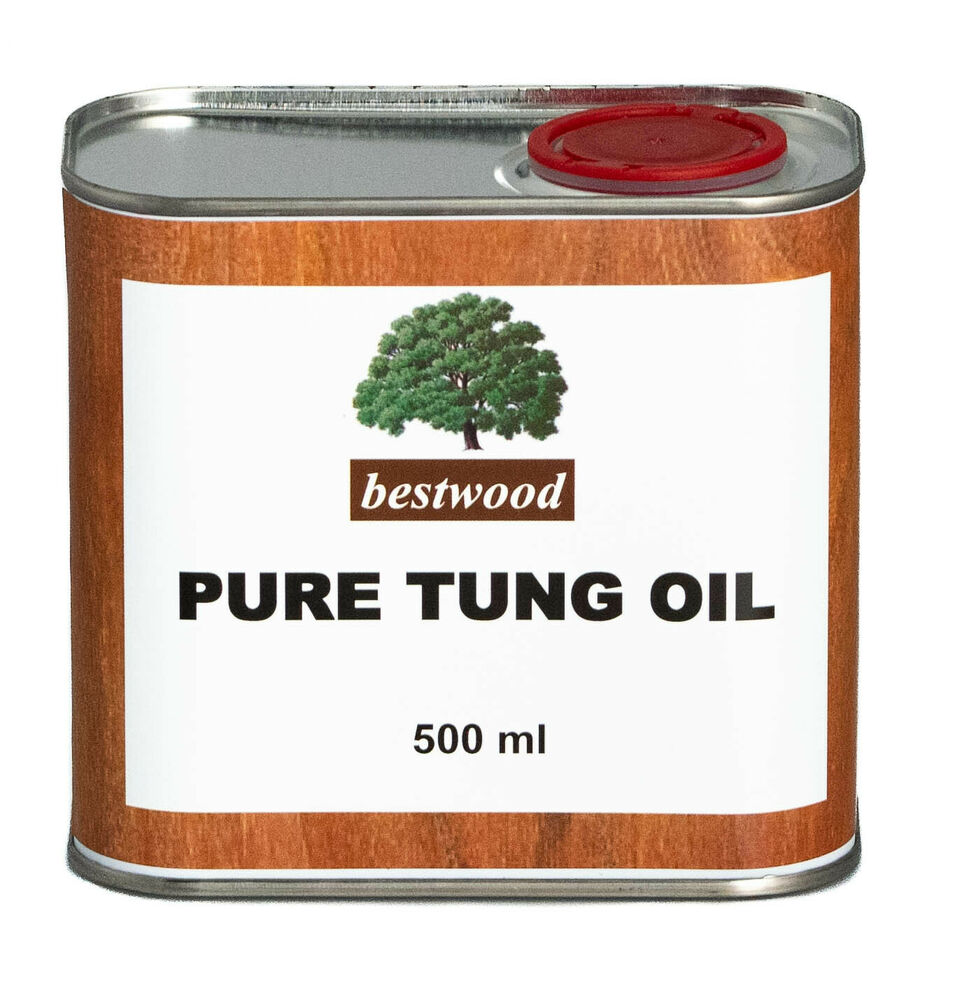 how to apply pure tung oil finish