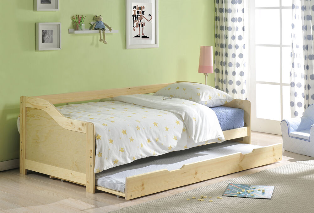 Under Bed Trundle With Storage
