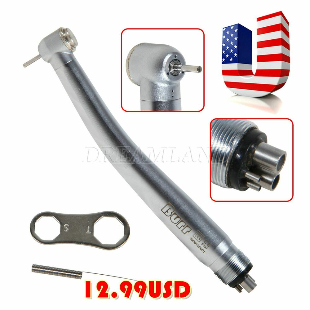 Kavo fiber optic style dental high speed handpiece turbine