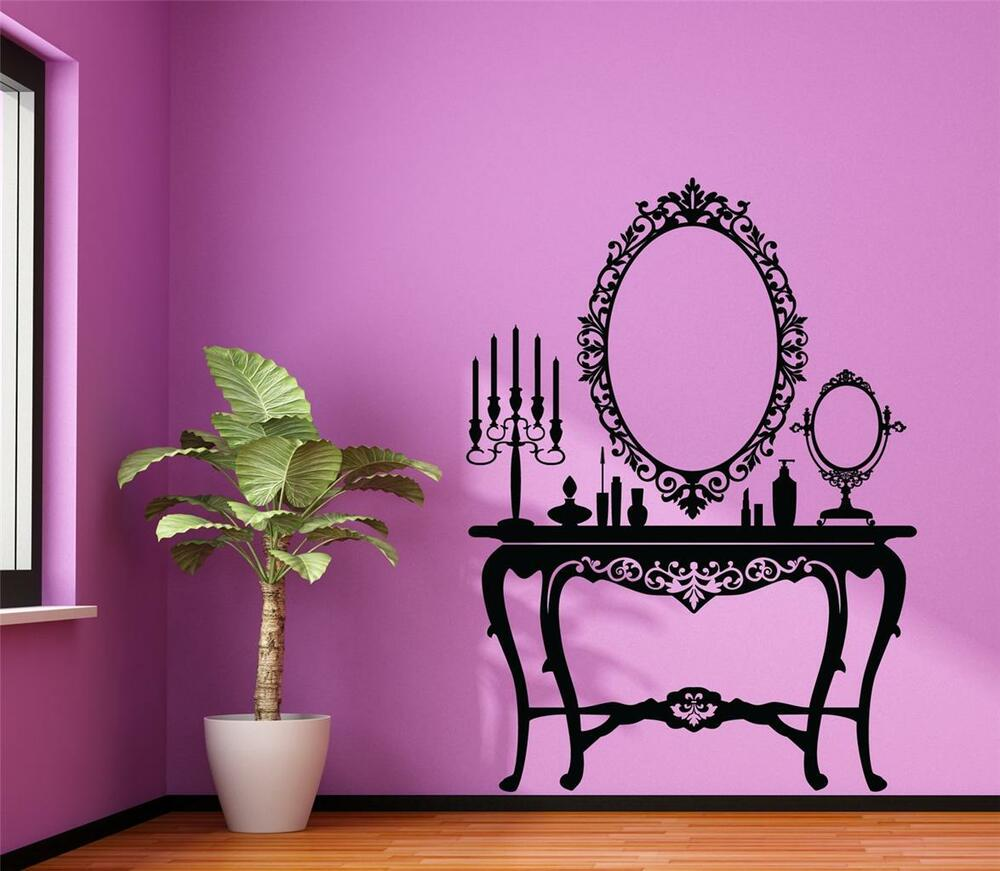 Wall Art Decals For Living Room: Wall Art Sticker Decal Vinyl