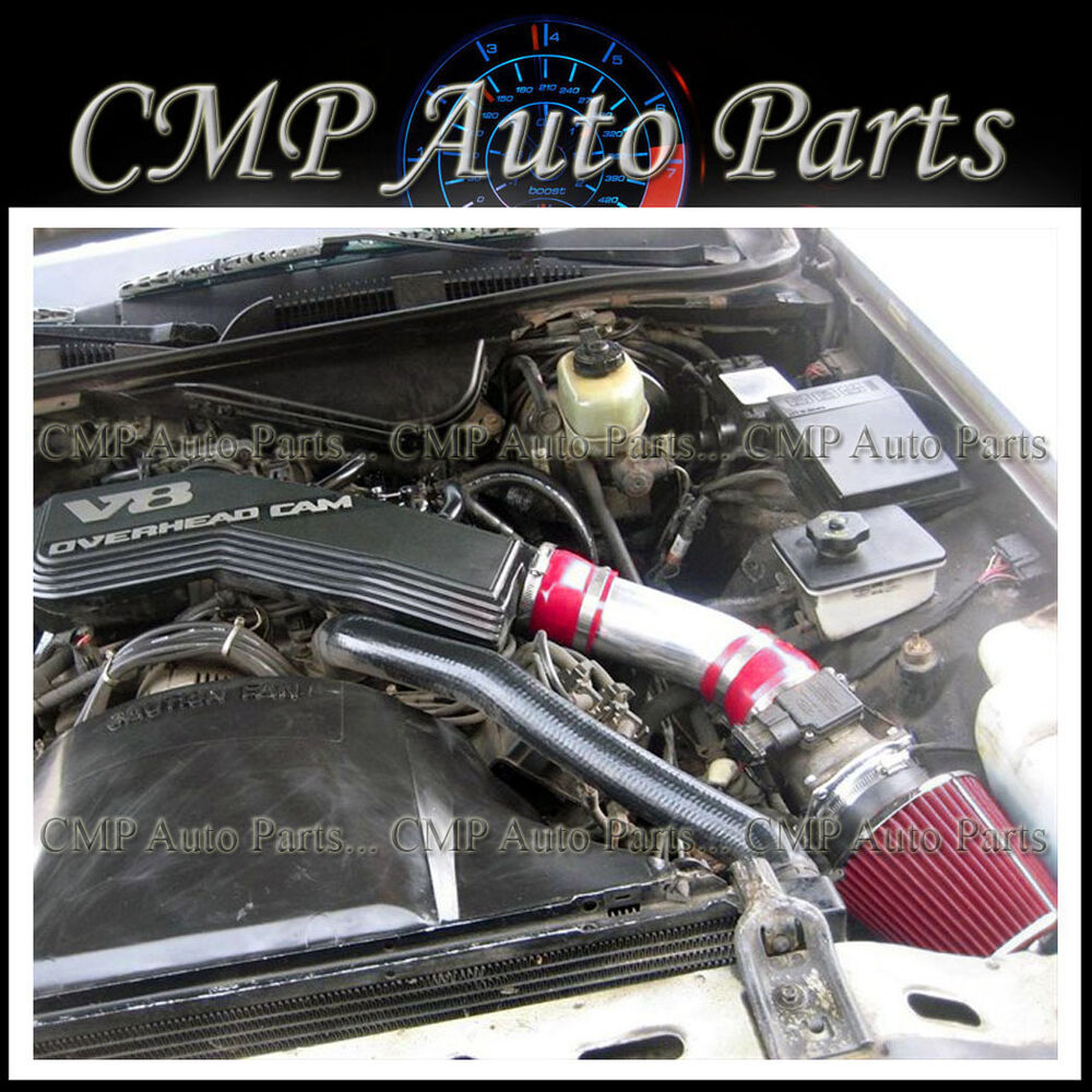 RED 1992-1995 FORD Crown Victoria LINCOLN Town Car 4.6L V8