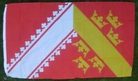 Alsace Flag Medieval Heraldic Heraldry Ancient French France Tourism Sports bnip