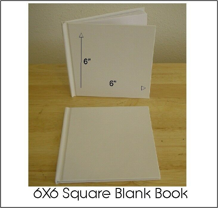 Plain White Book Cover : All plain blank white hard cover student books to self