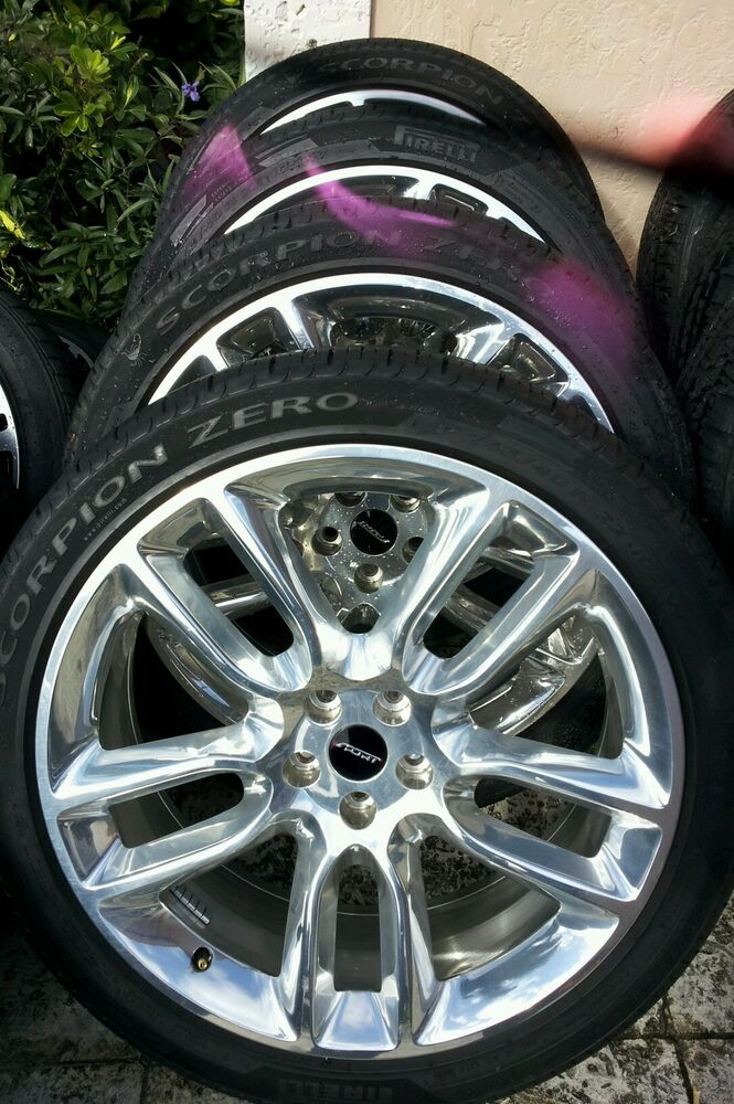 22 inch ford edge oem genuine wheels and tires ebay. Black Bedroom Furniture Sets. Home Design Ideas