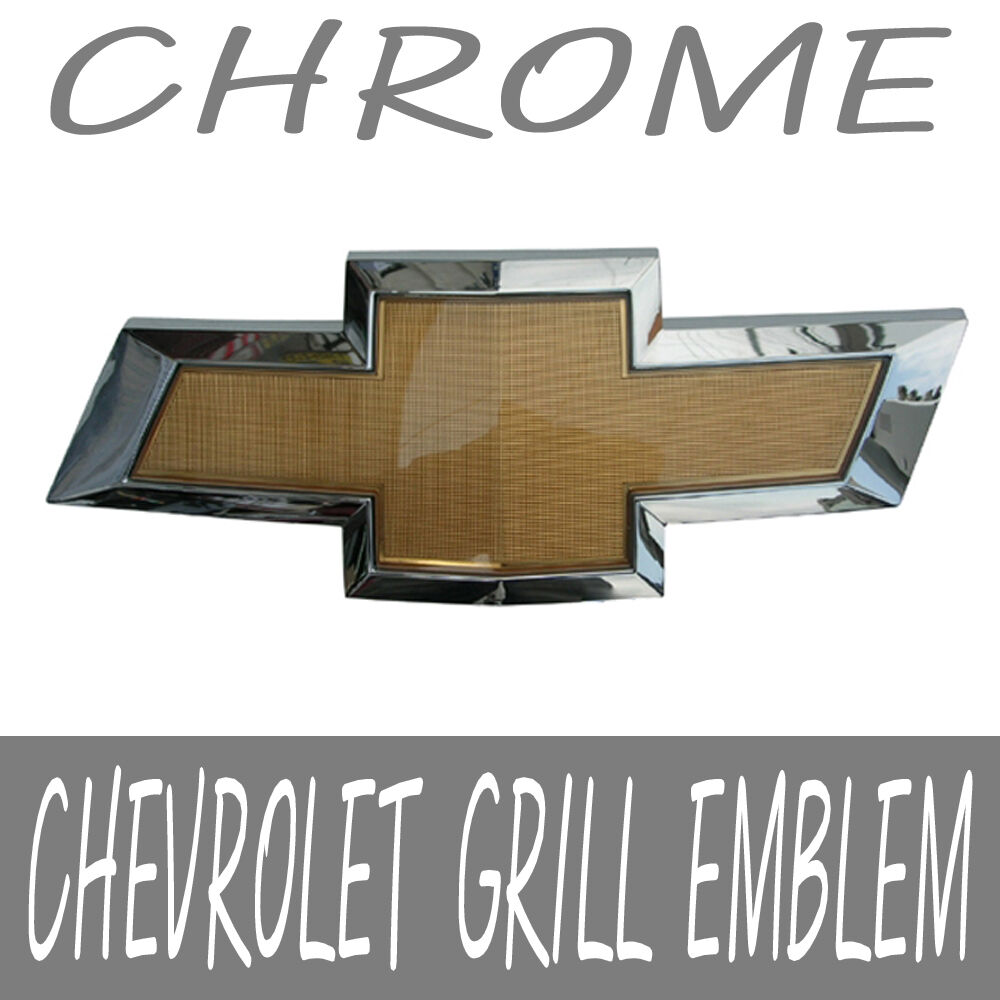 95326562 front grille bowtie emblem for 2011 2012 chevy. Black Bedroom Furniture Sets. Home Design Ideas
