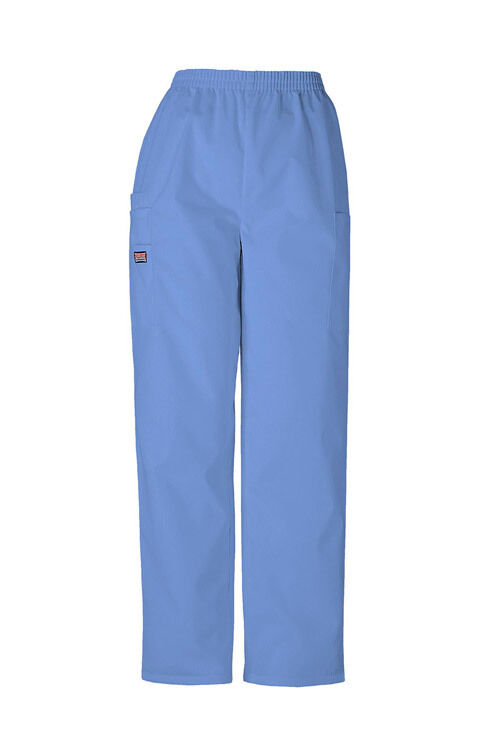 Cherokee Workwear Women S Scrubs Pants Ceil Blue 4200p