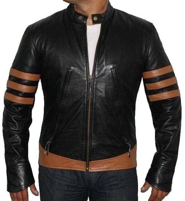 Wolverine leather jacket for sale