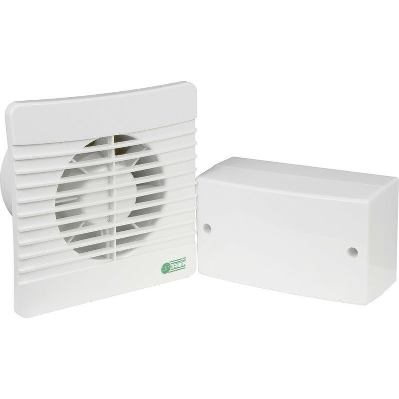 Low Voltage 12V Extractor Fan with Timer & Transformer ...