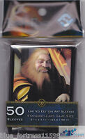 GIMLI DWARF CARD SLEEVES DECK PROTECTORS MTG WoW LORD OF THE RINGS