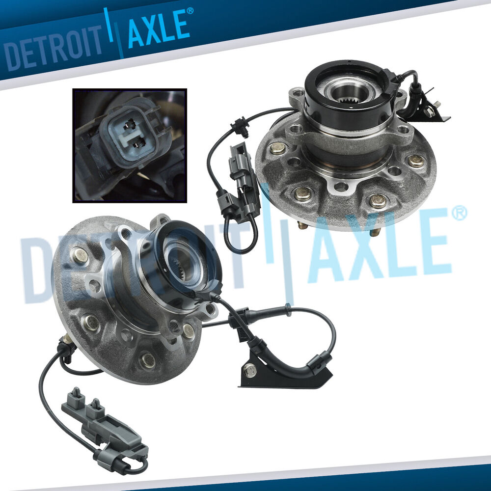 What Is A Wheel Bearing Diagnosing A Wheel Bearing Noise: Pair (2) Front Left And Right Hub Wheel Bearing Chevy