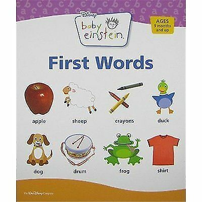 First Words By Julie Aigner Clark 2008 Hardcover