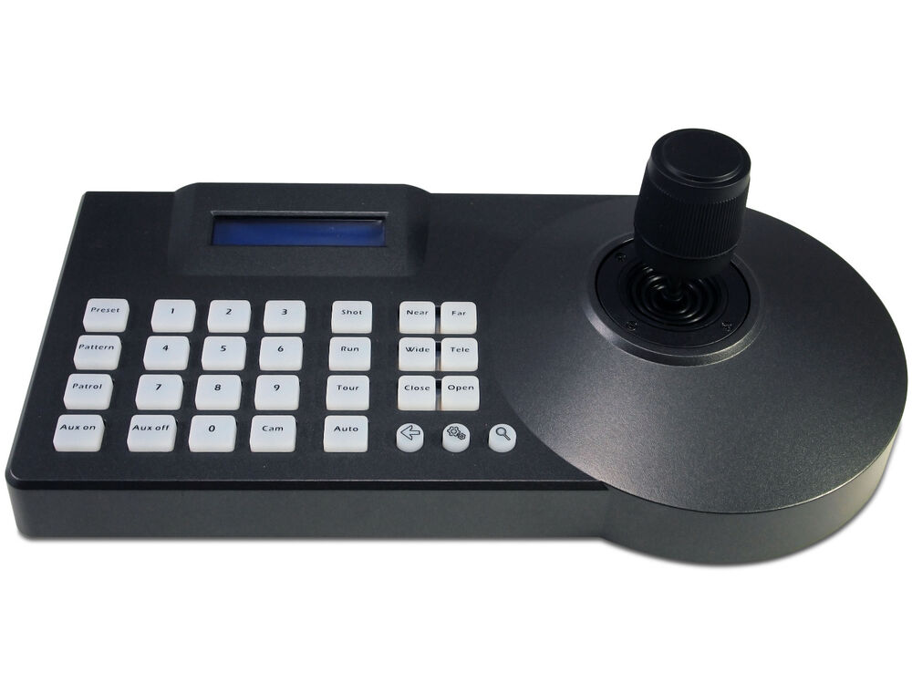 S L on Ptz Keyboard Controller