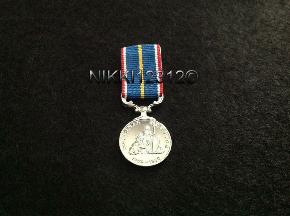 how to wear medals with deu