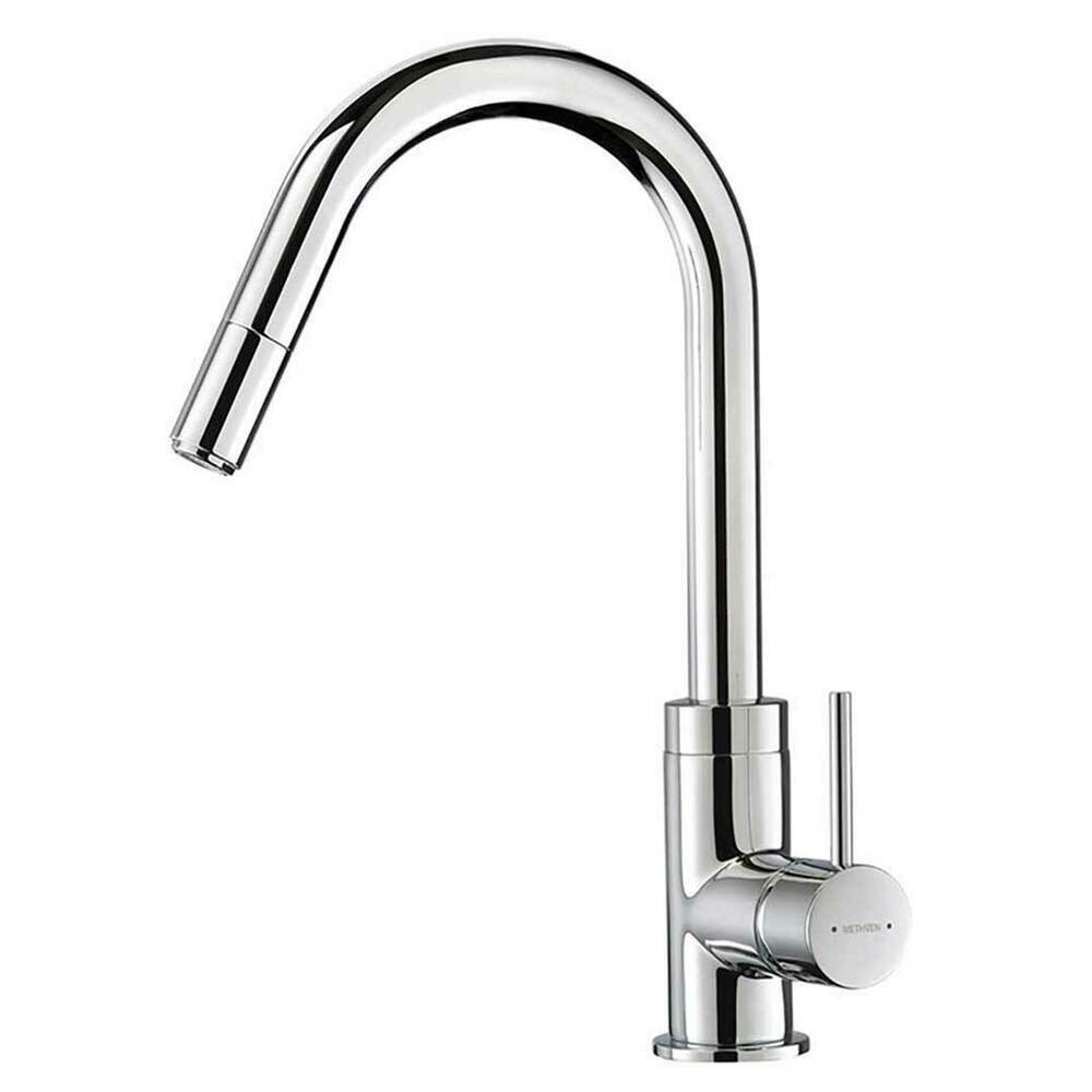 Methven Kitchen Sink Mixer Basin Tap Spout Chrome Faucet
