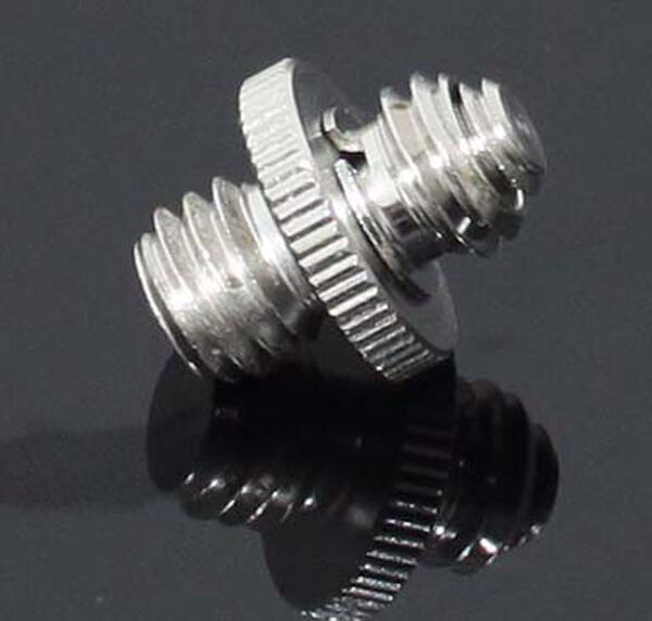 Quot male threaded to adapter with female