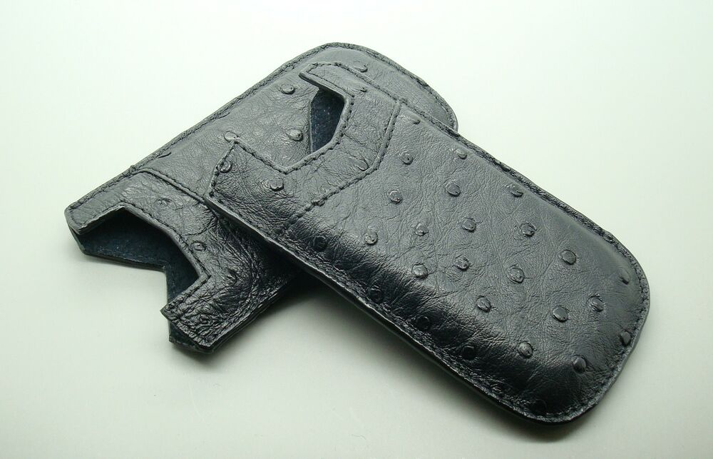 Sale Just This Week Genuine Ostrich Case Etui For