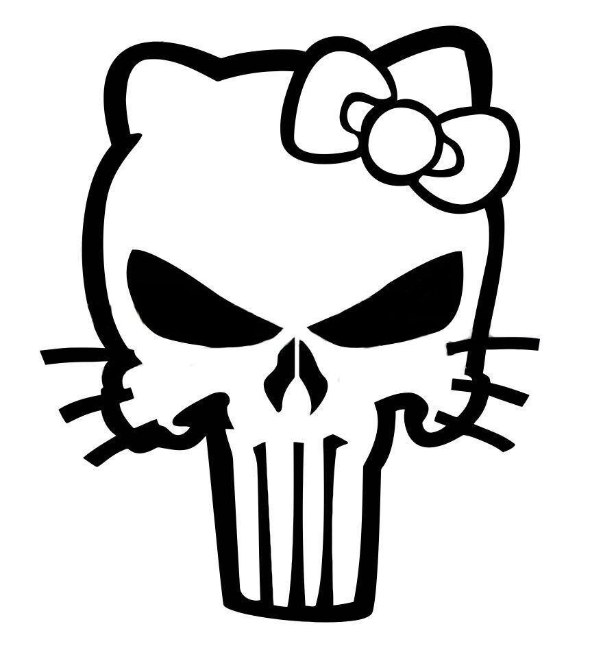 170966374843 on Hello Kitty Decal