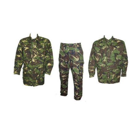 img-ARMY UNIFORM - CAMO 95 CADET OFFER - RIPSTOP JACKET - 95 TROUSERS - 95 SHIRT -