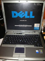 DELL LATITUDE D610 LAPTOP NOTEBOOK Parts and Repair