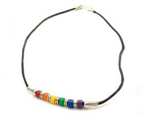 from Darrell gay string necklace