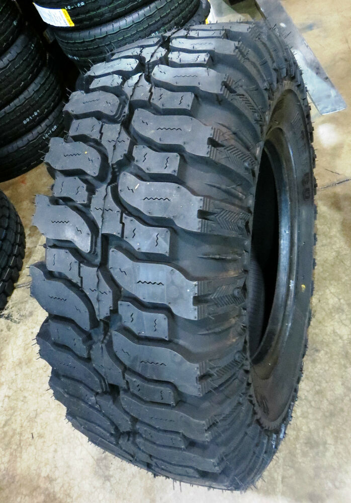 Truck Wheels And Tires >> 31x10.50R17 Interco Super Swamper SS M16 Radial Mud ...