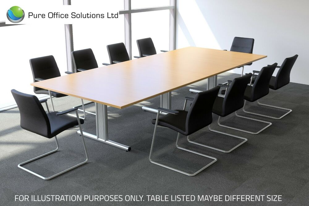 Sven 3 0 X 1 2 Seat 10 Conference Table Boardroom Table