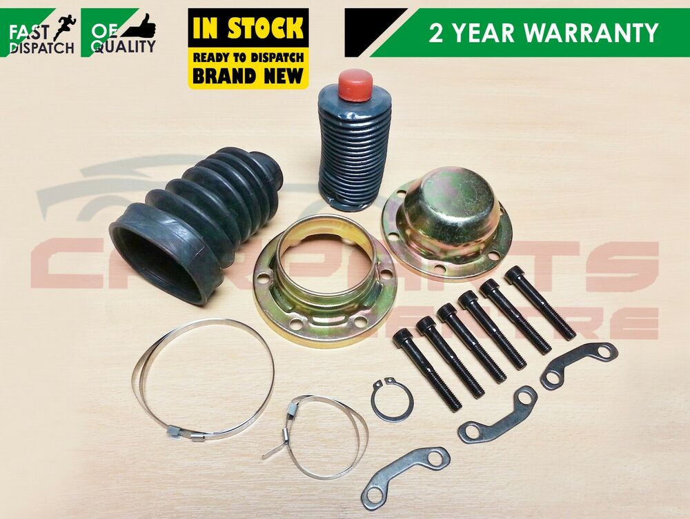 for jeep grand cherokee liberty front propshaft diff end front cv joint boot kit