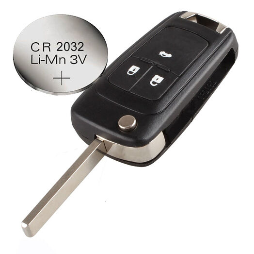 chevrolet cruze aveo 3 button fob remote key case uncut blade new battery ebay. Black Bedroom Furniture Sets. Home Design Ideas