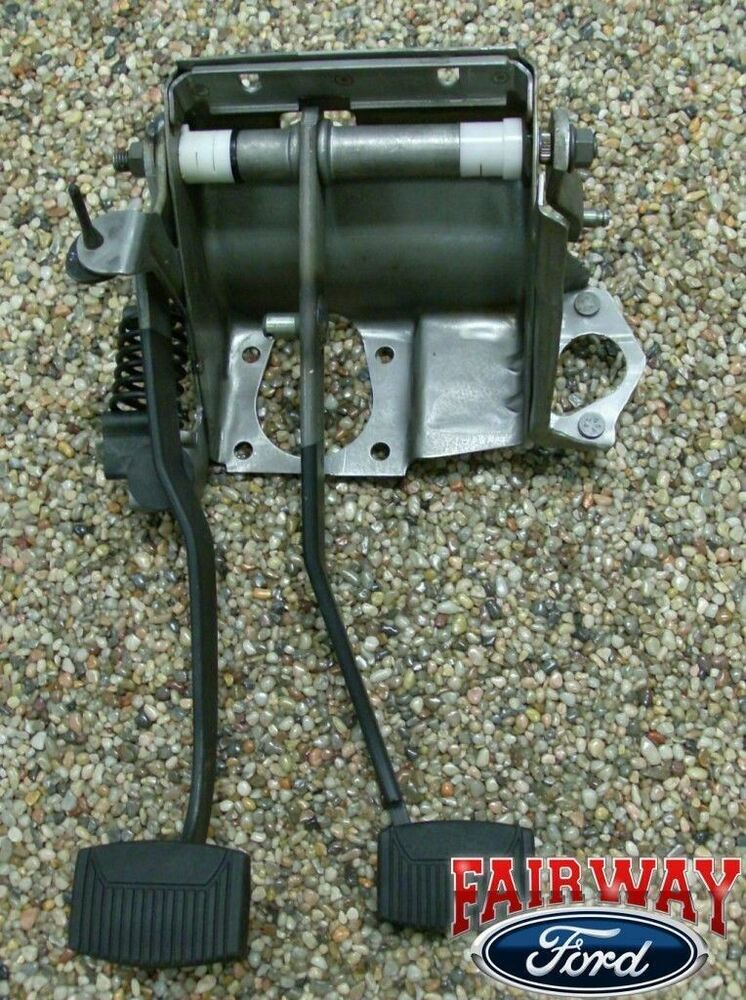 Ford Clutch Assembly : F oem genuine ford parts clutch brake
