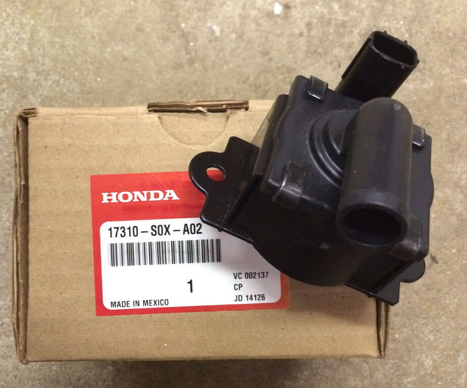 Genuine Oem Honda Accord Civic Odyssey Canister Vent Shut Valve Emission Cvs Ebay