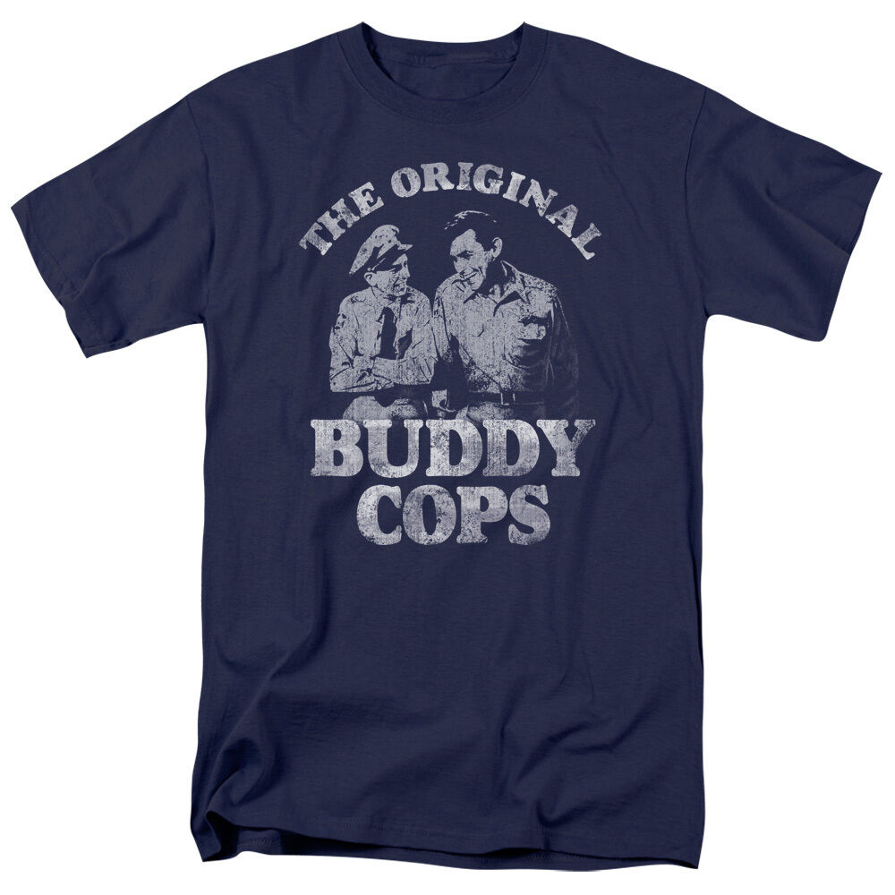 andy griffith show andy barney fife original buddy cops. Black Bedroom Furniture Sets. Home Design Ideas