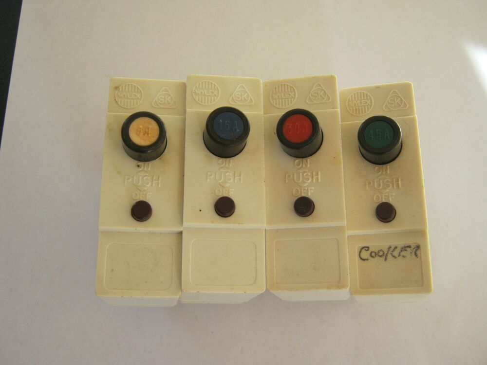 wylex 5 15 20 30 45 amp push button plug in mcb circuit ... upgrading to breaker box fuse box push fuse box