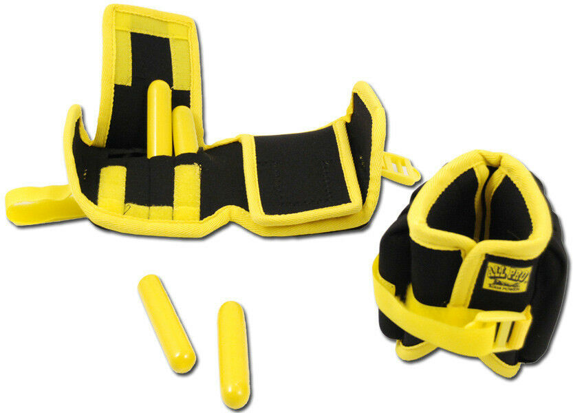 All Pro Weight Adjustable Aqua Power Aquatic Ankle Weights