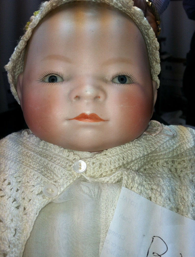 ANTIQUE BYE-LO BABY DOLL MADE IN GERMANY (#11)