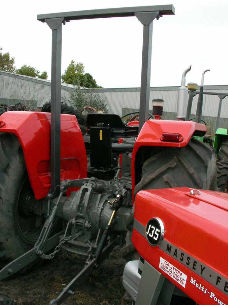 Rops Tractor Rollbar To Suit John Deere Ford Inter