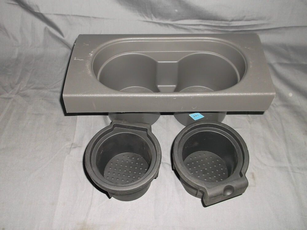 NEW OEM GENUINE NISSAN FRONTIER CUP HOLDER HOLDERS INSERTS ...